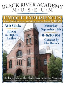 BRAM Gala poster 2015