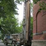 Start of Digging, July 7, 2008