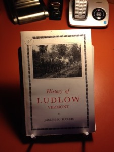 The History of Ludlow       Volume 1