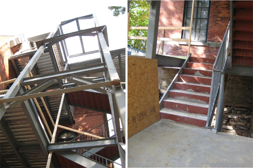 Stairways to the Stars, September 4, 2008