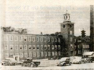Ludlow Woolen Mill