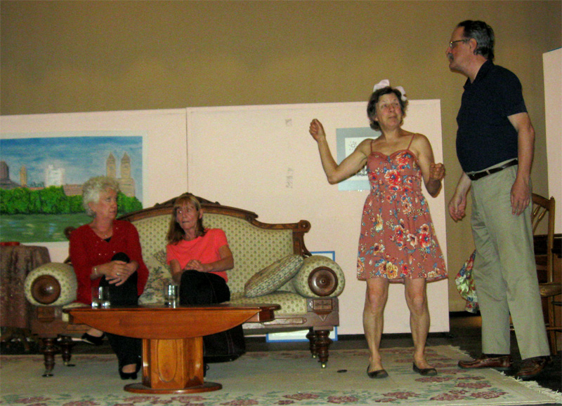 Syliva, performed by The Black River Academy Museum Players