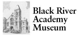Black River Academy Museum logo
